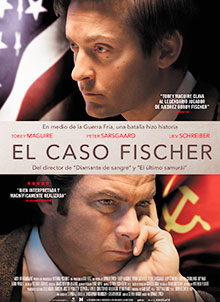 Estreno de El caso Fischer el 8 de diciembre