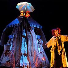 El gran traje en Teatro Cánovas en Málaga