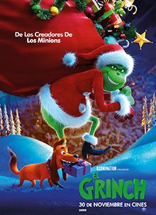 Estreno de El Grinch el 11 de diciembre