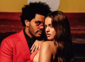Rosalía y The Weeknd anuncian el remix de 'Blinding Lights'