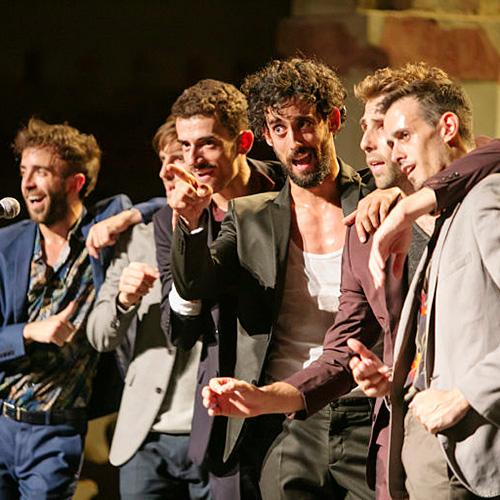 La maldición de los hombres Malboro en Teatro Cánovas en Málaga