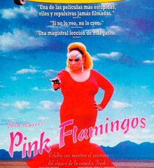 Estreno de Pink Flamingos el 4 de diciembre