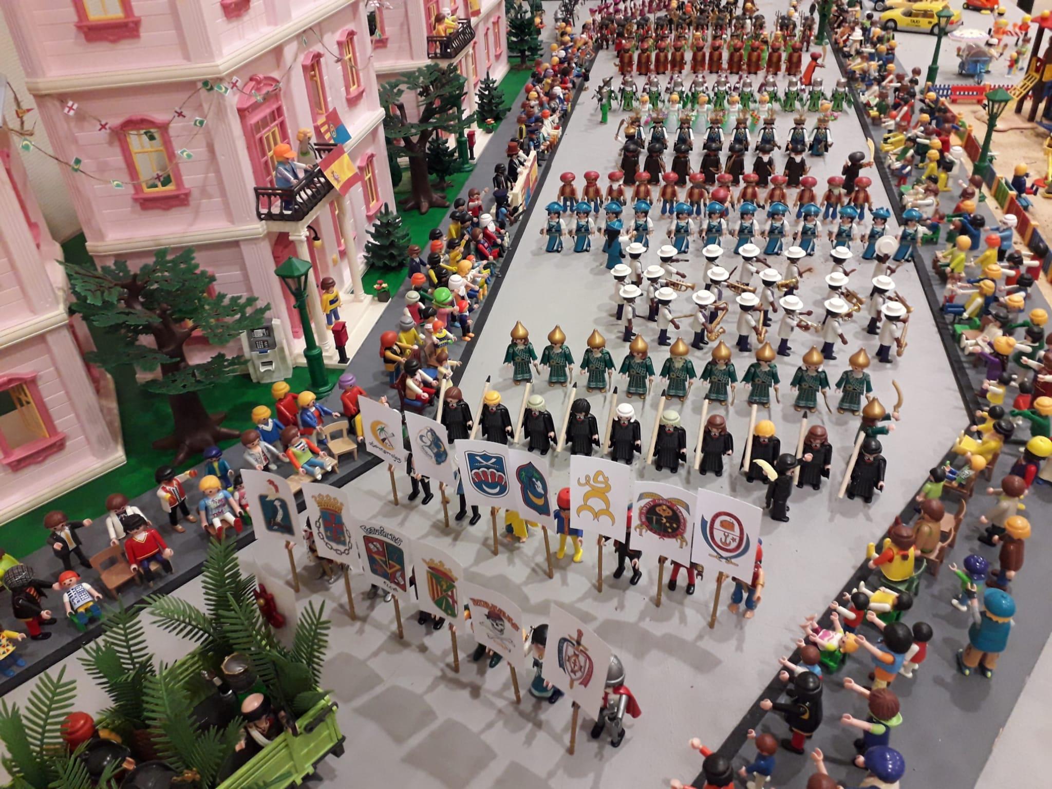 Exposición 'Playmobil' en San Vicente del Raspeig