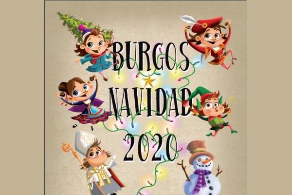Programación para estas Navidades 2020 en Burgos