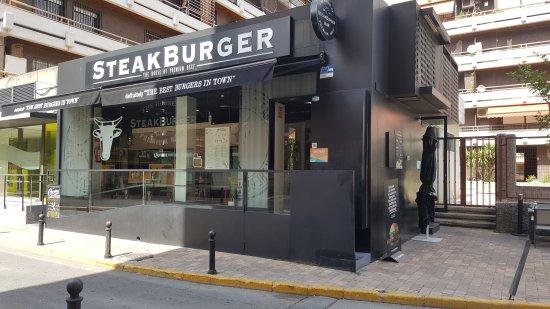steakburger murcia