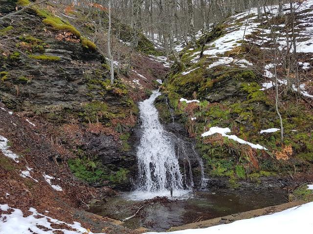 Salto de Agua excursiones con nieve burgos
