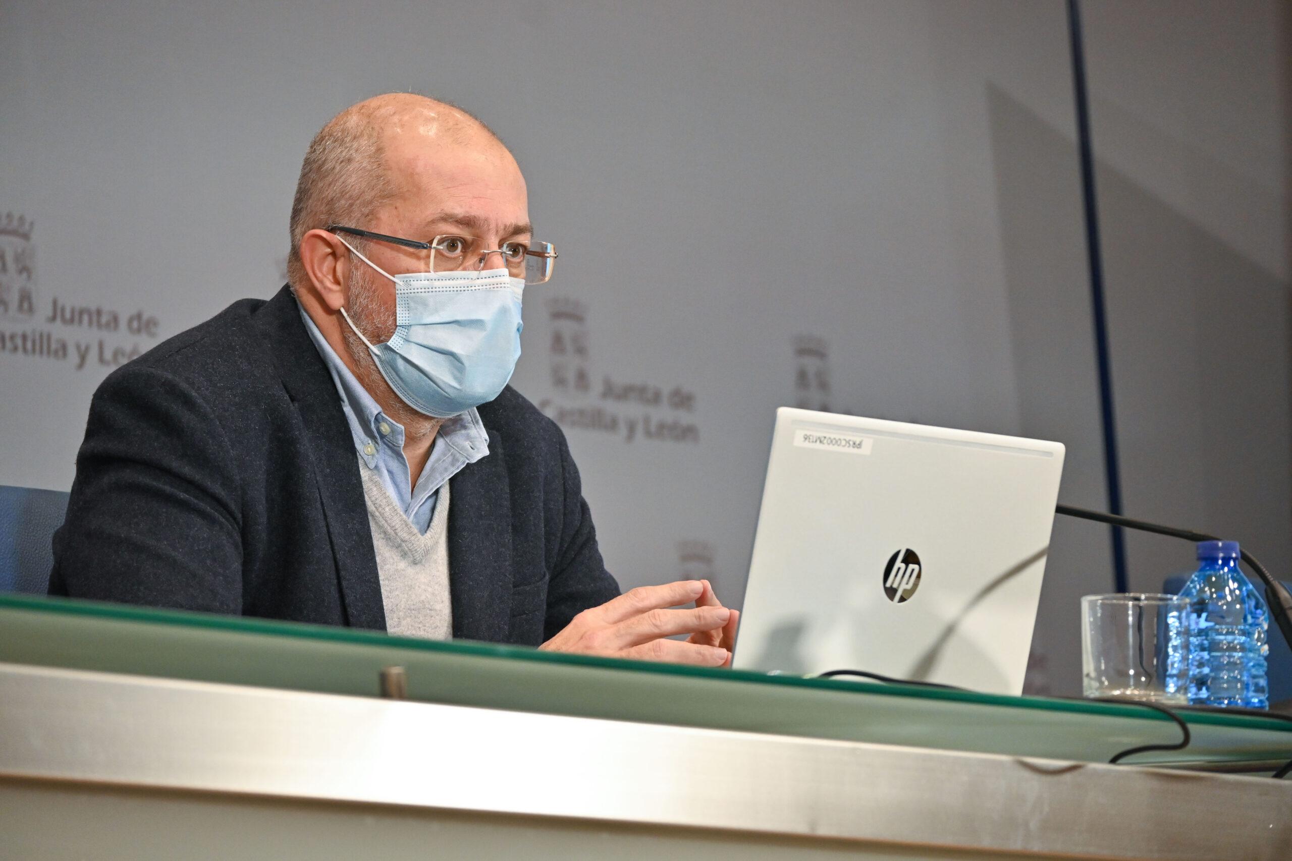 Francisco Igea Castilla y León