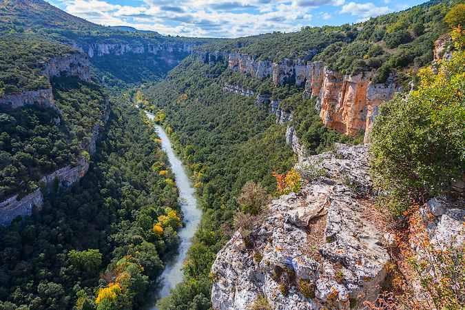 Canon del Ebro