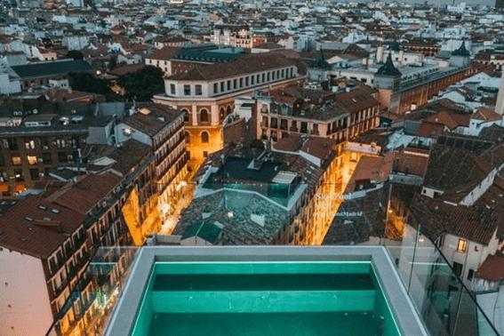 Diversion en Madrid