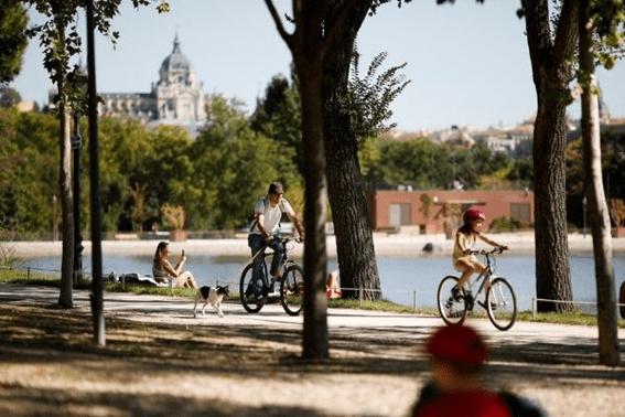 Diversion en Madrid 2