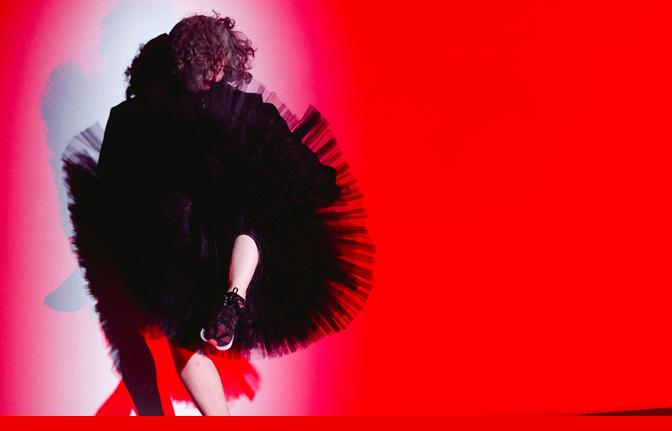 El nacimiento de la bailarina vieja, teatro en Vigo