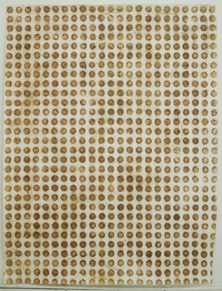 En el suelo, exposición de Ignacio Pérez- Jofre en Vigo