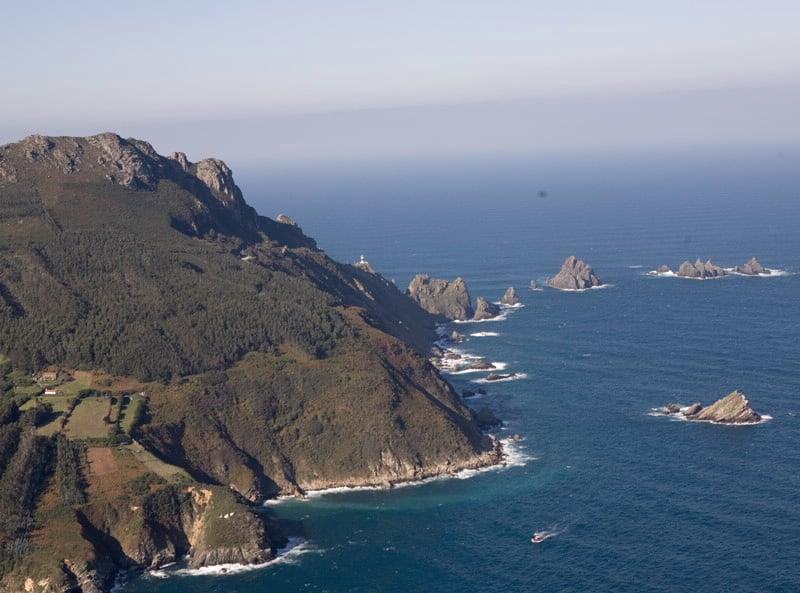 Faro de Cabo Ortegal
