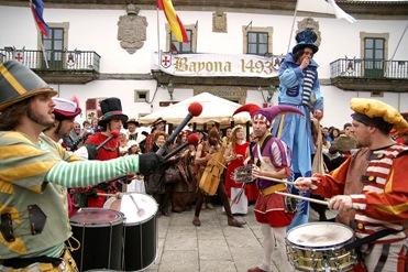 Fiesta Arribada Baiona