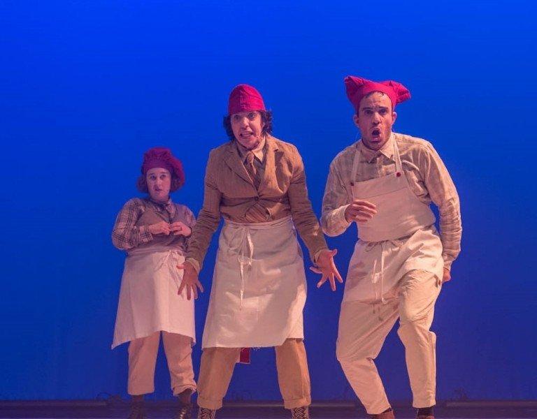 Hansel y Gretel, espectáculo familiar en Pontevedra