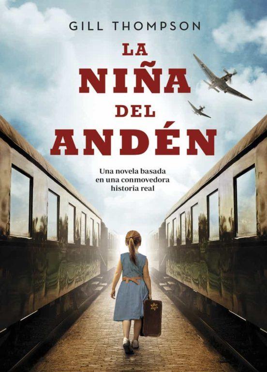 La nina del anden lanzamientos libros enero