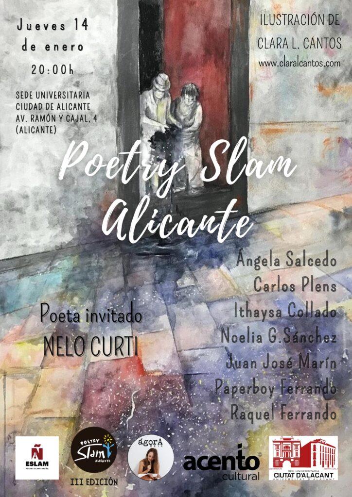 Poetry Slam Alicante2
