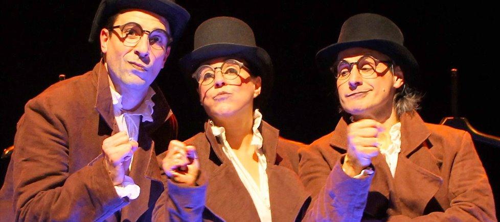 Riquete el del copete, teatro familiar en Pontevedra