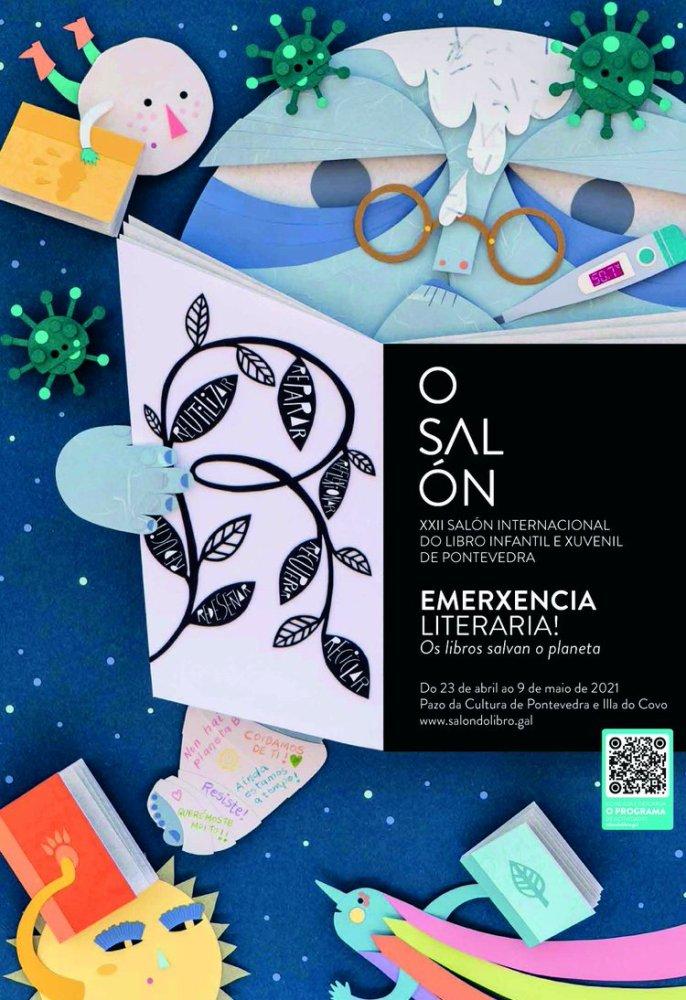 Nueva edición del Salón del Libro infantil y juvenil de Pontevedra