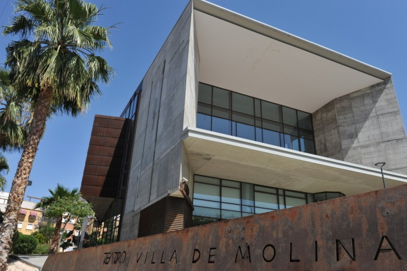 Teatro Villa de Molina