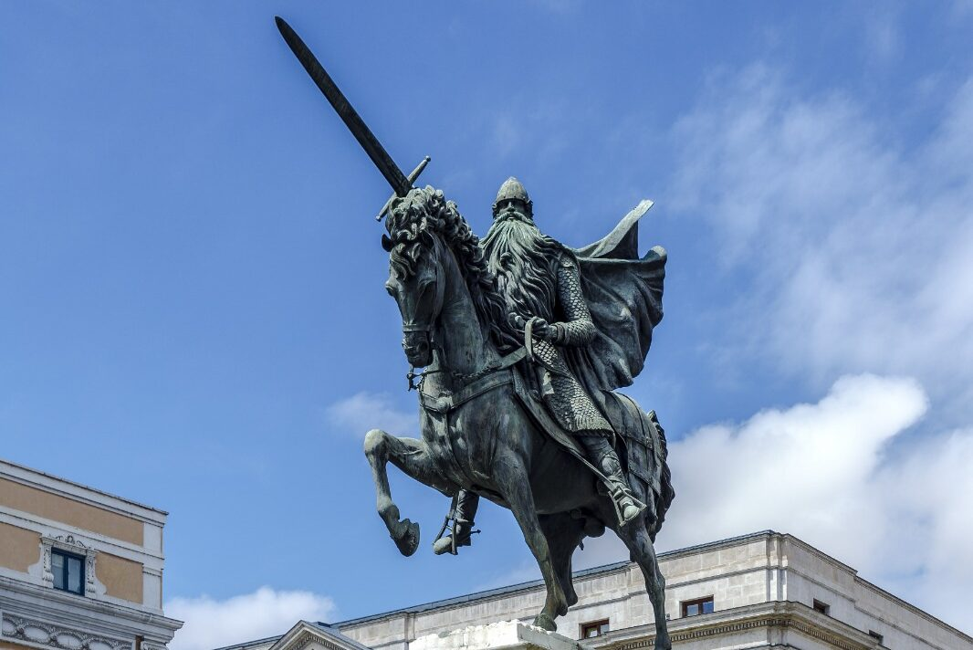 Estatua el cid