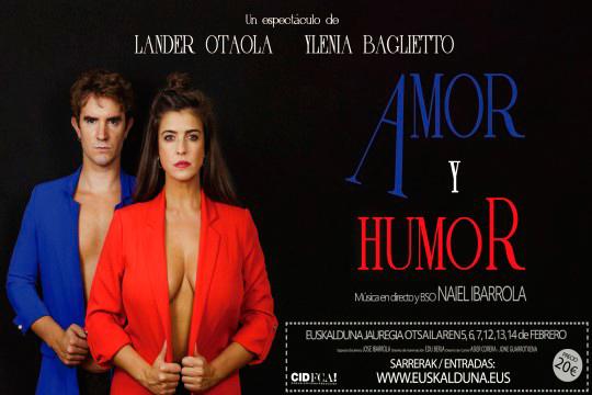 'Amor y Humor' ajusta sus fechas y añade pases