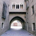 Ruta 1 Zaragoza: Arco del Deán