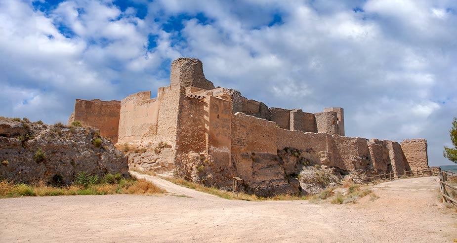 castillos de aragon ayub