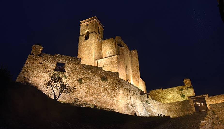 castillos de aragon benabarre