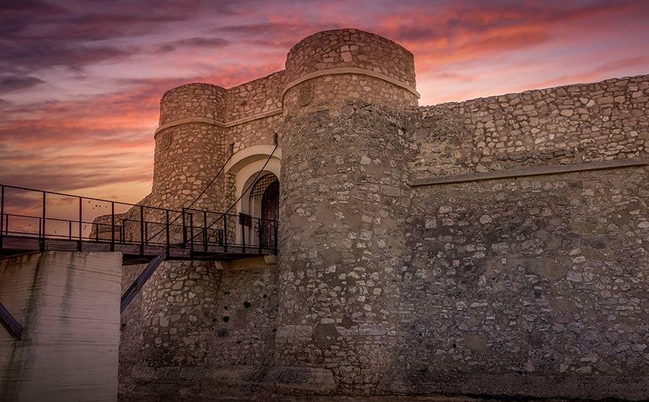 castillos de aragon montearagon