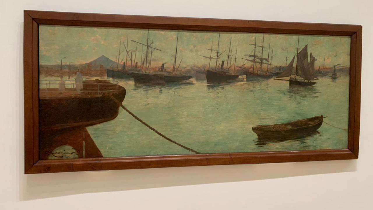 'Bilbao y la pintura', un paseo por el antiguo botxo