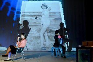 escena mirinaque presenta XVI indifest homenaje a una desconocida