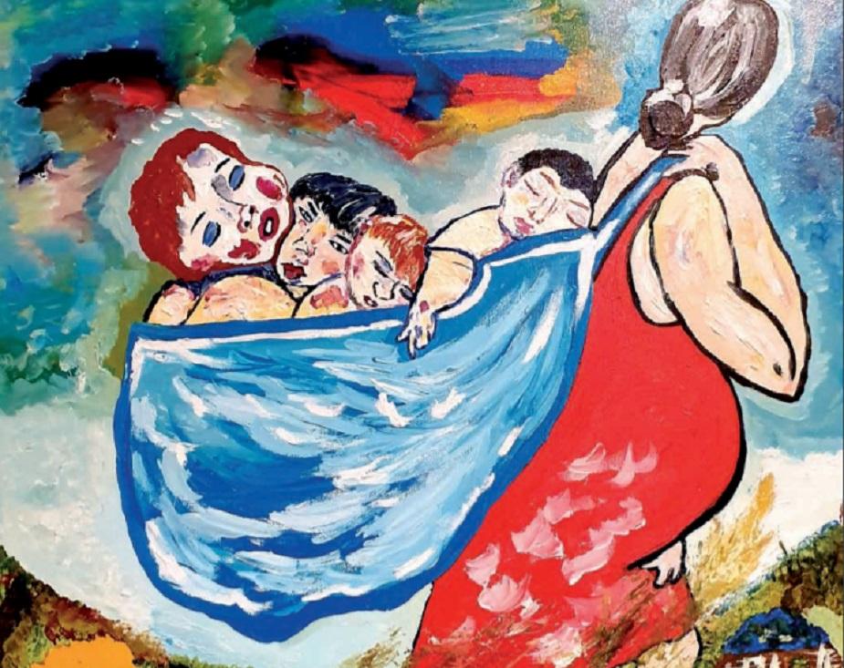 Exposición: Mayfeé Hernández. 'De la tierra y los colores'