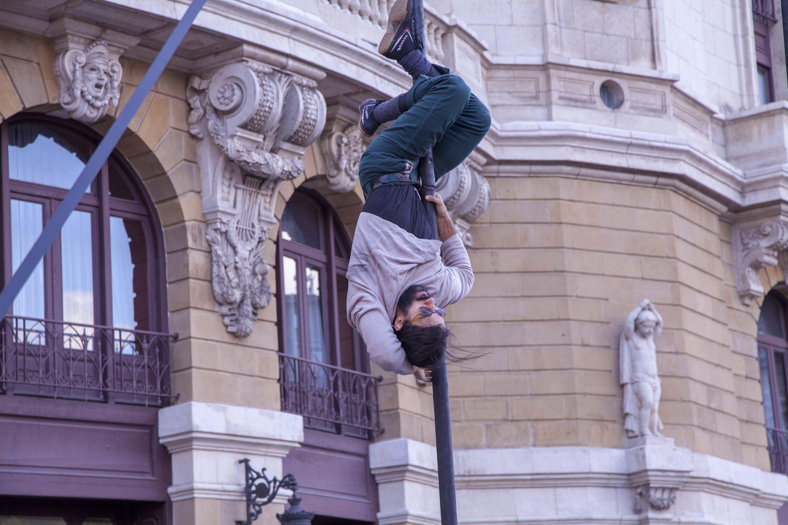 El ayuntamiento selecciona los artistas para el proyecto 'Travesía-Pirineos de Circo'