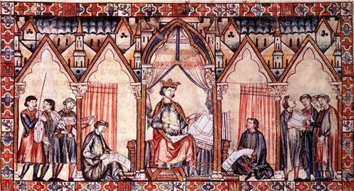Alfonso X e Galicia exposición Santiago