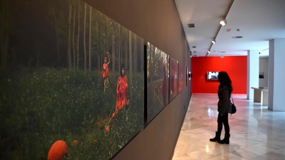 Exposición de Carmen F. sigler en el CAB de Burgos