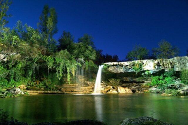 Cascadas magicas Burgos