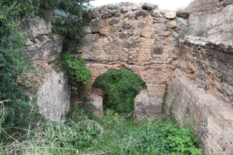 Castillo del portazgo superior