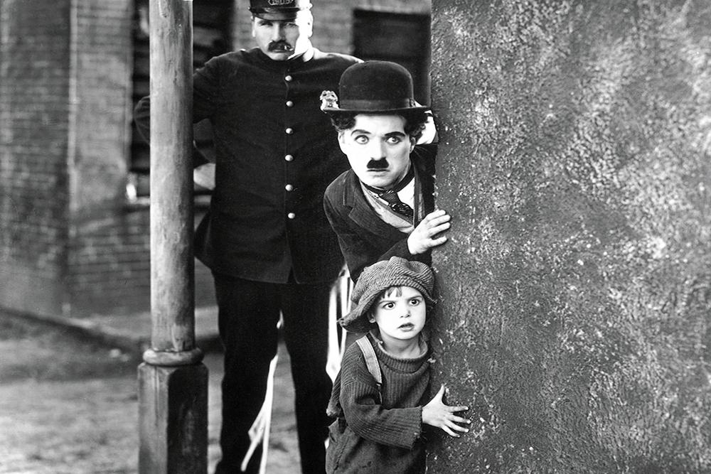 Charles Chaplin 1