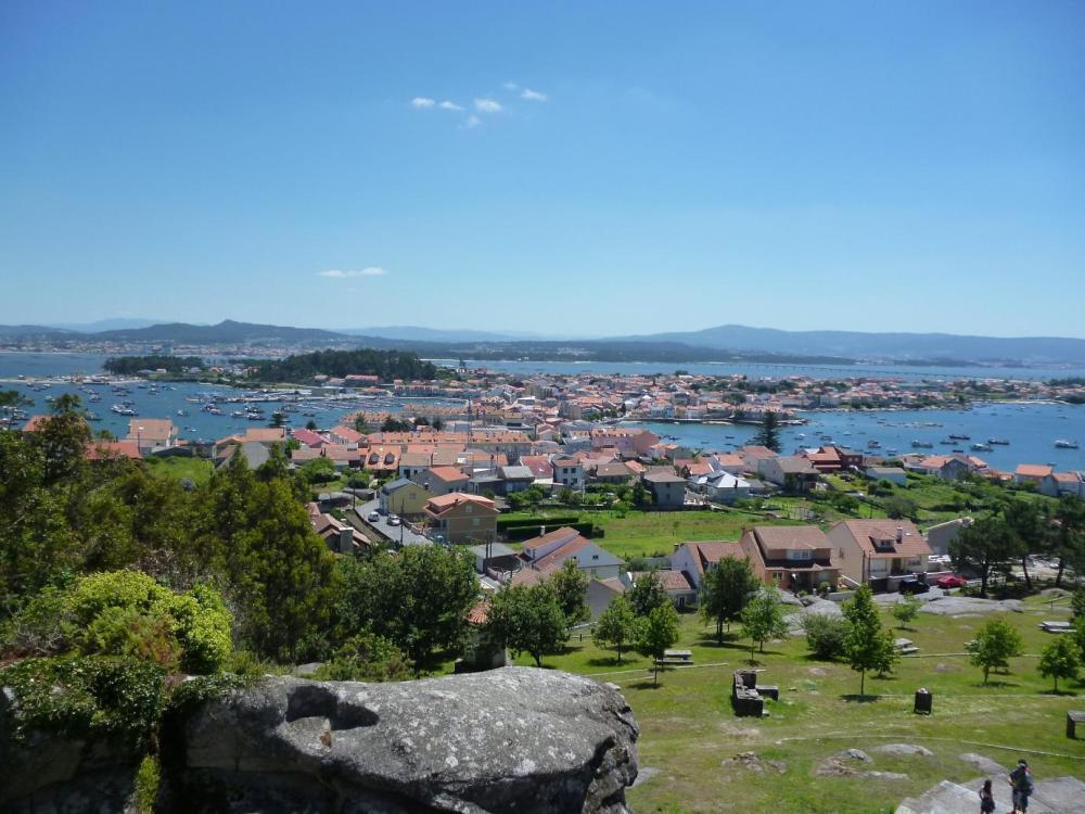 Con do Forno miradores imprescindibles Pontevedra