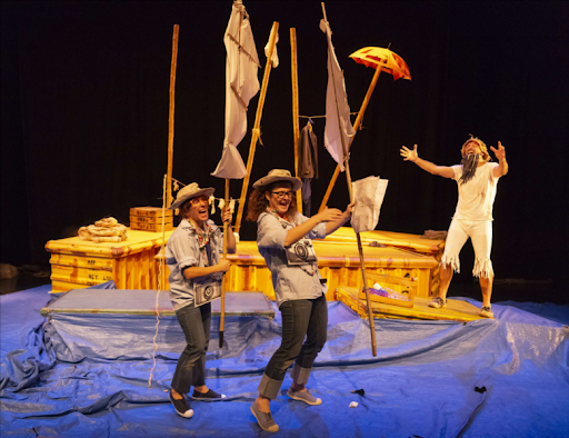 Crusoe teatro familiar Pontevedra
