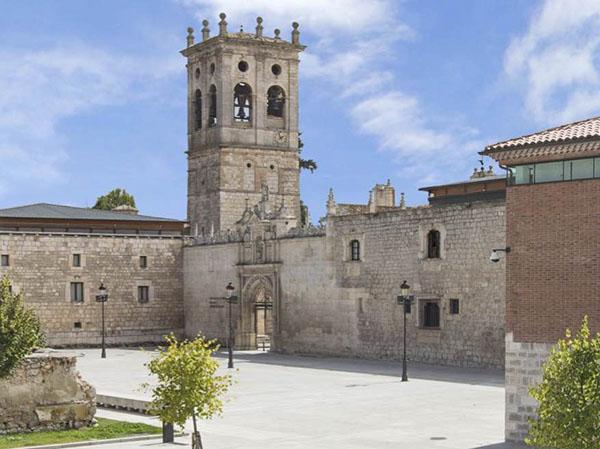 Hostpital del Rey en Burgos
