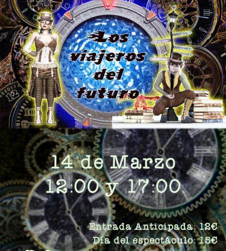 Los viajeros del futuro