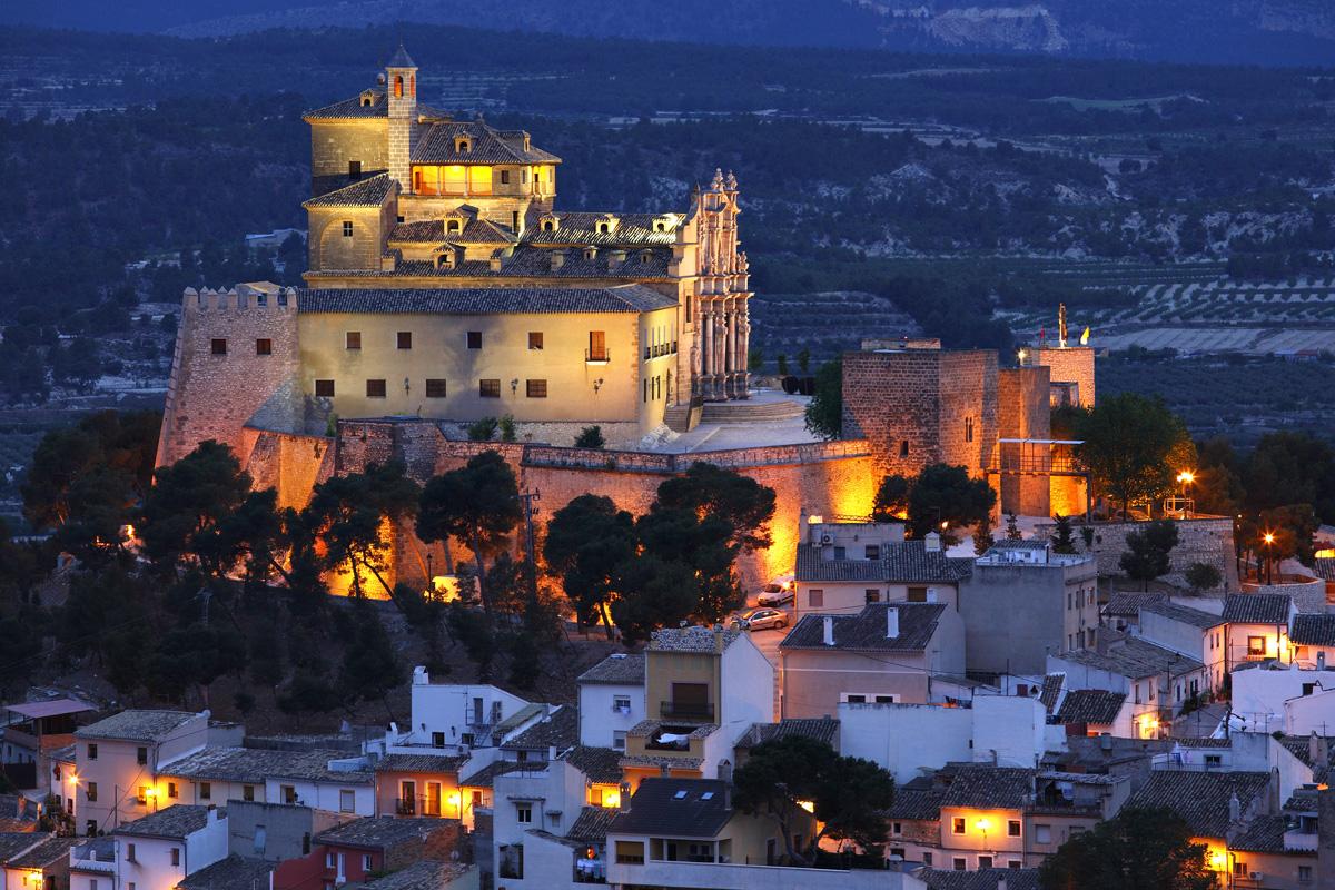 Los pueblos mas bonitos de Murcia 2