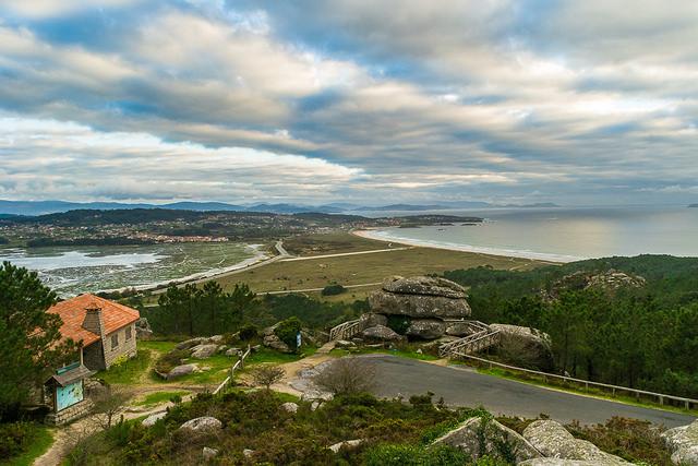 Mirador de Siradella miradores imprescindibles Pontevedra