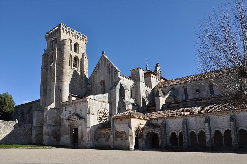 Monasterio de las huelgas. Monumentos de Burgos