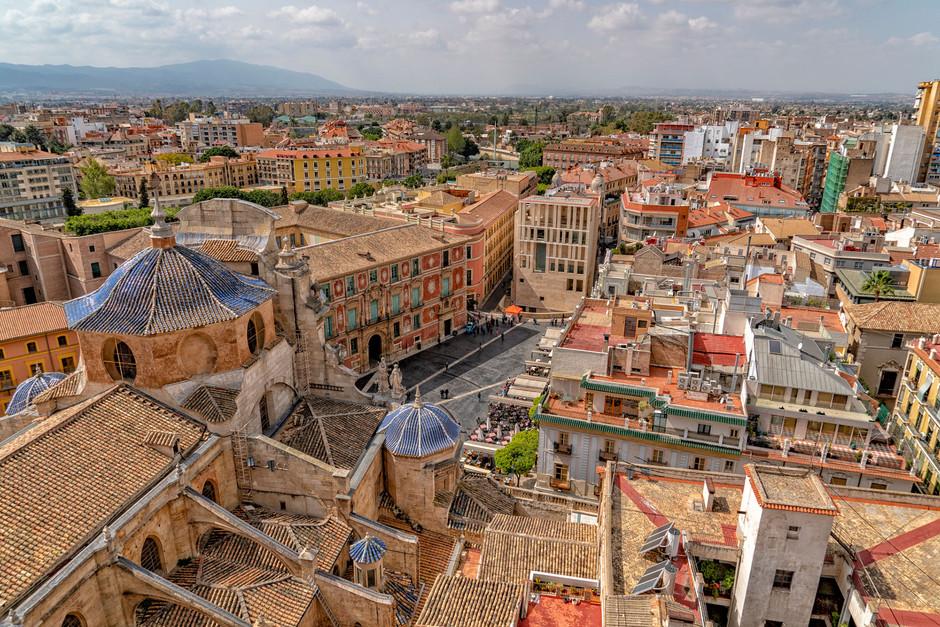 Motivos para sentirse orgulloso de Murcia