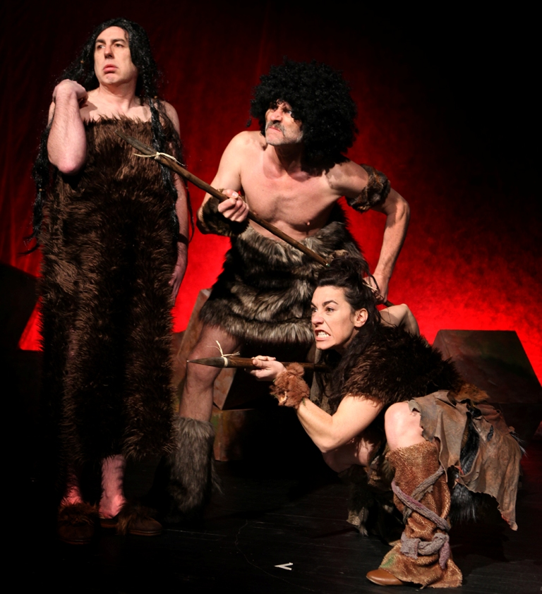 NÓS. A historia de Galicia, obra de teatro en Redondela