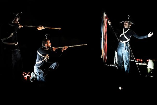 Napoleón o el Complejo de épico
