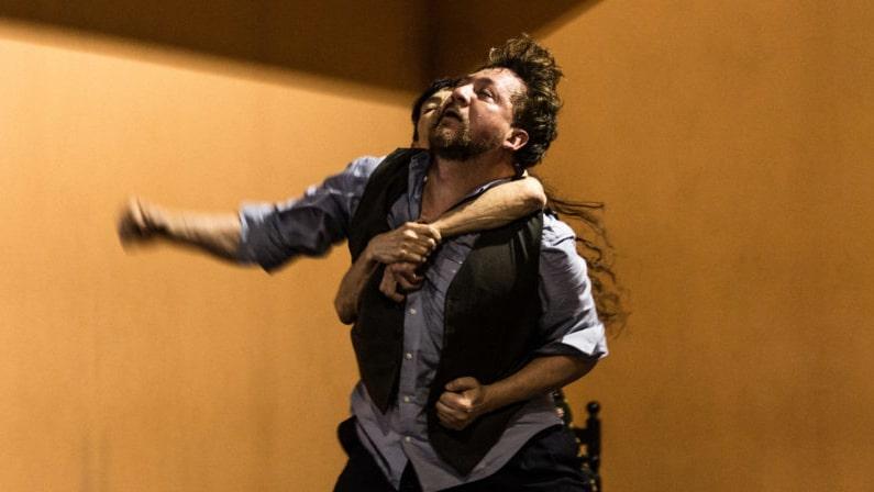 El abrazo, espectáculo de danza contemporánea en Vigo